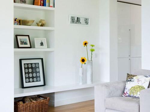客厅装修设计空间小角落的潜在用途(组图)