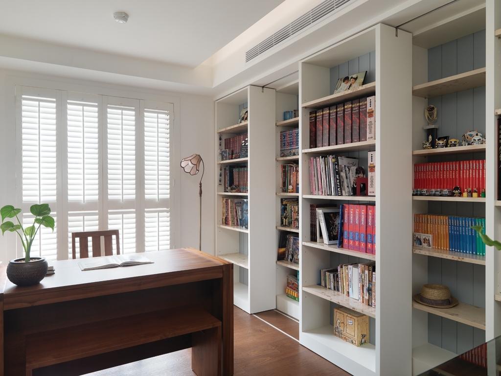在现代社会,书房越来越受到人们的重视,书房是作为阅读、书写以及业余学习、研究、工作的空间,书房的禁忌也是比较多的,在房屋设计时,在书房方面一定要细心,合理设计的书房能让人轻松自如的在气氛中更容易的投入工作以及进入阅读的世界,那么你知道该如何设计书房才合理吗?