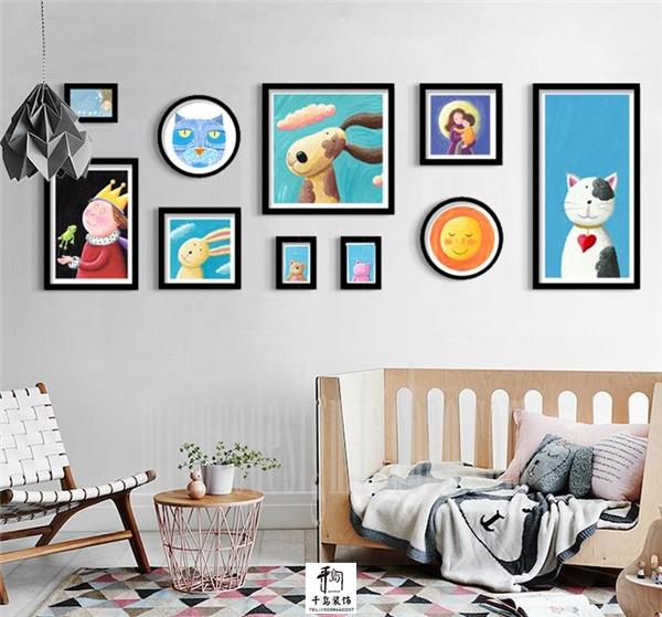 金属网格照片墙,集收纳与装饰于一身