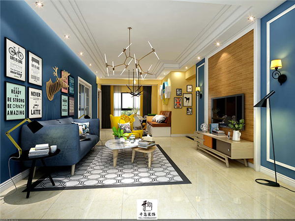 春暖花开的季节,姹紫嫣红的花朵,人们的心情也会变好,所以不妨把这些清新的颜色都带回家,家装的适合融入这些清新的色彩,家装也是一道风景线。想要打造温馨感的客厅,那就要从软装方面开始了,打造理想的客厅效果。2018家庭装修流行色是什么?室内软装搭配技巧,一起来看看吧。