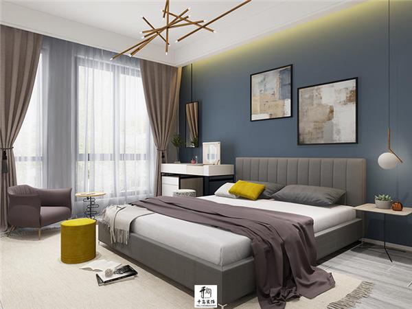 背景墙 房间 家居 起居室 设计 卧室 卧室装修 现代 装修 600_450