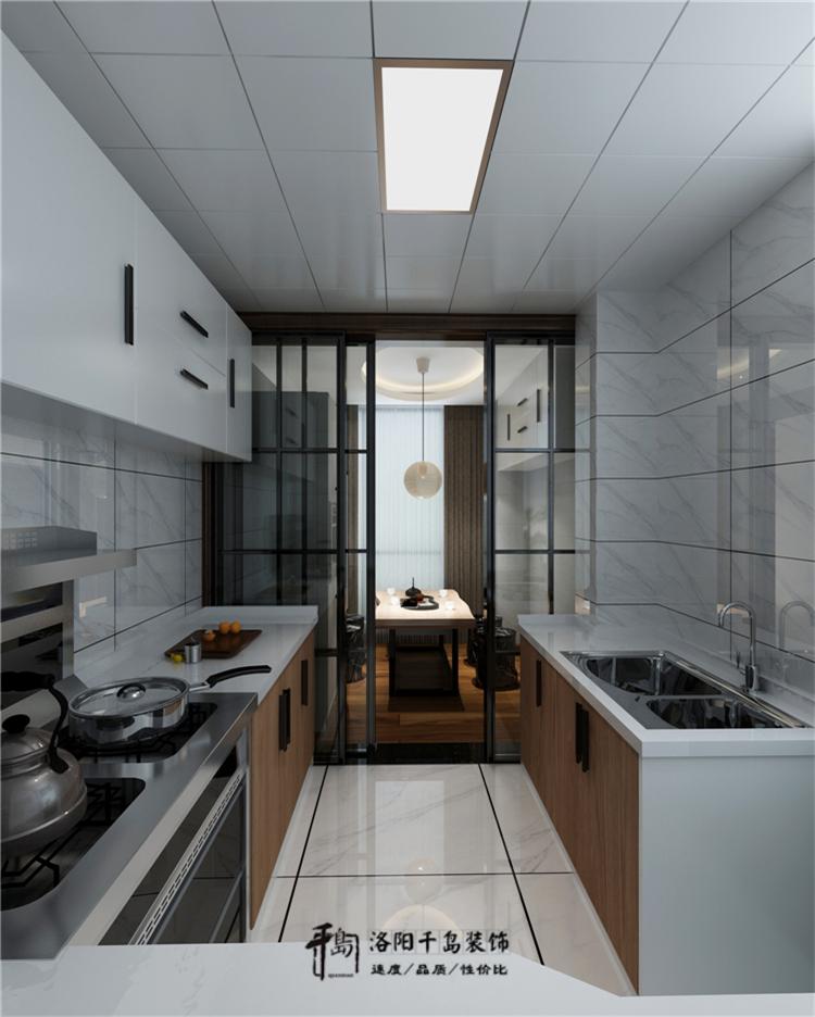 厨房排列五计算器效果
