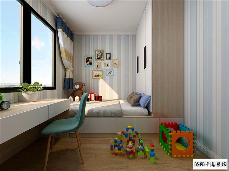 北欧风次卧室