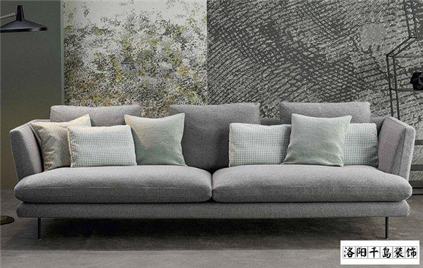 质朴日式沙发