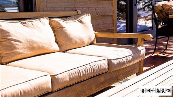 北欧风清新的木材
