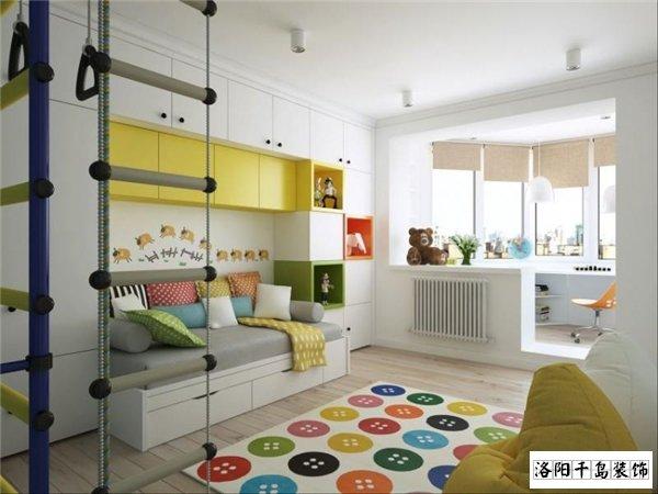 儿童房排列五计算器家居搭配选购指南