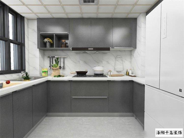 厨房排列五计算器效果图