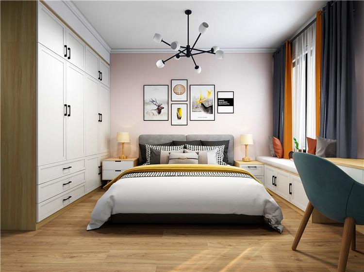 主卧室排列五计算器效果图