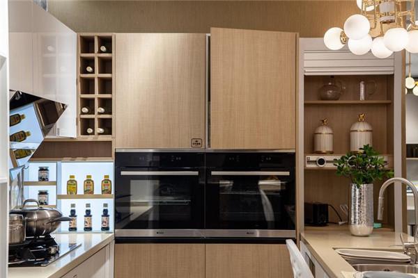 小户型厨房排列五计算器技巧