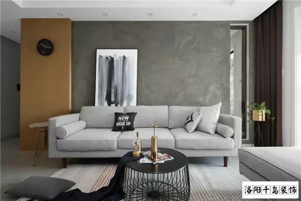 紧凑型小三室客厅排列五计算器设计