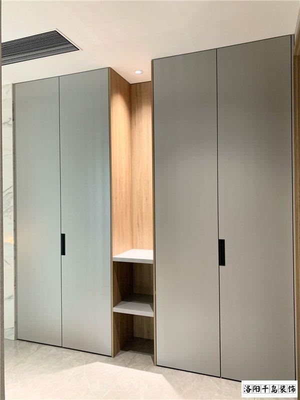 现代极简柜子设计图